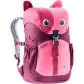 Deuter - Kikki 8l Kids Back pack hotpink maron