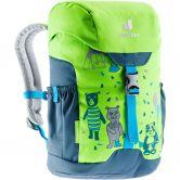 Deuter - Schmusebär 8l Backpack Kids kiwi arctic