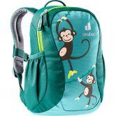 Deuter - Pico Backpack Kids 5l dustblue alpinegreen
