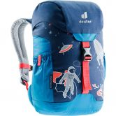 Deuter - Schmusebär 8l Kinderrucksack midnight coolblue