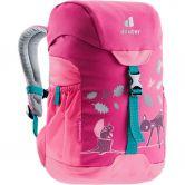 Deuter - Schmusebär 8l Backpack Kids magenta hotpink