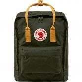 Fjällräven - Kånken 16l Backpack deep forest acorn