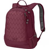 Jack Wolfskin - Perfect Day 22L Tagesrucksack garnet red