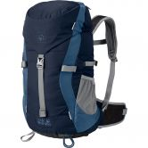 Jack Wolfskin - Kids Alpine 20L Wanderrucksack Kinder midnight blue