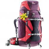 Deuter - Rise Tour 40+8L Damen aubergine fire