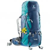 Deuter - Aircontact 40+10L Damen midnight petrol
