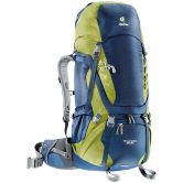 Deuter - Aircontact 55+10L midnight moss