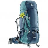 Deuter - Aircontact 70+10L Damen midnight denim