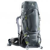 Deuter - Aircontact Pro 60+15L Trekking Backpack graphite black