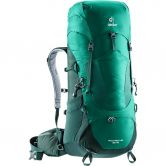 Deuter - Aircontact Lite 50+10L Men alpinegreen forest