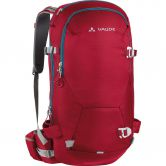 VAUDE - Nendaz 24L Damen red