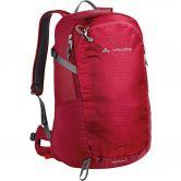 VAUDE - Wizzard 24 + 4 Wanderrucksack indian red