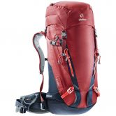 Deuter - Guide 35L+8L cranberry navy