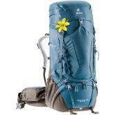 Deuter - Aircontact Pro 55 + 15 SL Trekkingbackpack Women arctic-coffee