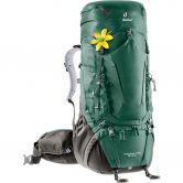 Deuter - Aircontact Pro 55 + 15 SL Trekkingbackpack Women seagreen-coffee