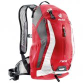 Deuter - Race Radrucksack 10L fire white