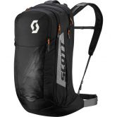 Scott - Trail Rocket Evo FR 24L Radrucksack caviar black/ dark grey