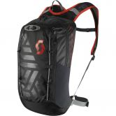 Scott - Trail Lite FR' 14l Rucksack caviar black/ fiery red