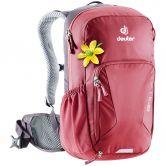 Deuter - Bike I 18l Women Bike Backpack cranberry-aubergine