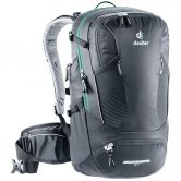 Deuter - Trans Alpine 24 Bike pack black