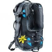 Deuter - Traveller 60+10L Damen black turquoise