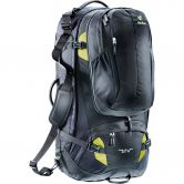 Deuter - Traveller 80+10 black moss