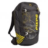Pieps - Jetforce Tour Rider 24L Lawinenrucksack black yellow