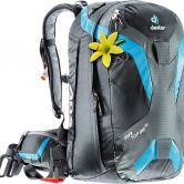 Deuter - ABS Rucksack On Top 28 SL Damen black/turquoise
