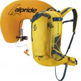 Scott - Air Free 24L Alpride Kit Lawinenrucksack (inkl. Kartusche) citrus yellow