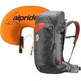 Scott - Backcountry Guide AP 40l KIT Lawinenrucksack dark grey inkl. Kartusche