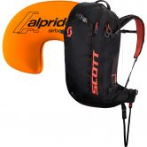 Scott - Patrol E1 Rucksack-Kit 40l black burnt orange