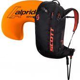 Scott - Pack Patrol E1 Kit 40l black burnt orange