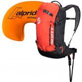 Scott - Pack Patrol E1 Kit 22l burnt orange black