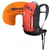 Scott - Patrol E1 22L Backpack Kit burnt orange black