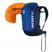 Scott - Patrol Alpride E1 30L Small Backpack Kit blue darkblue