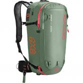 ORTOVOX - Ascent 28 S Avabag Avalanche Backpack Women green isar