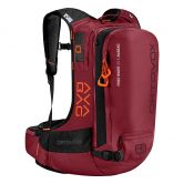 ORTOVOX - Free Rider 20 S Avabag Avalanche Backpack Women dark blood