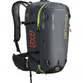 ORTOVOX - Ascent 40 Avabag Lawinenrucksack black anthracite