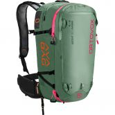 ORTOVOX - Ascent 38 S Avabag Kit Avalanche Backpack Women green isar