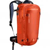 ORTOVOX - Ascent 22l Avabag Kit Avalanche Backpack Unisex desert orange