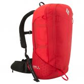 Black Diamond - Halo JetForce Lawinenrucksack 28L rot