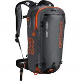 ORTOVOX - Ascent 22 Avabag Lawinenrucksack black anthracite