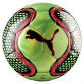 Puma - Futur Net Fußball fizzy yellow red blast puma black