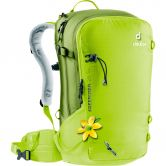Deuter - Freerider 28 SL Skitouring Backpack citrus moss