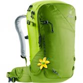 Deuter - Freerider Pro 32+ SL Skitouring Backpack moss citrus