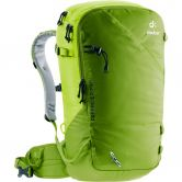 Deuter - Freerider Pro 34+ Skitouring Backpack moss citrus