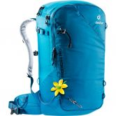 Deuter - Freerider Pro 32+ SL Skitouring Backpack bay azure