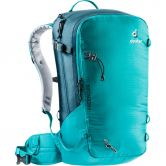 Deuter - Freerider 30l Skitouring Backpack petrol arctic