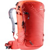 Deuter - Freerider Pro 34+ Skitouring Backpack  lava papaya