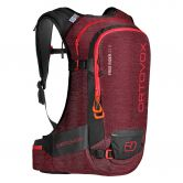 ORTOVOX - Free Rider 22L Touring Backpack Women dark blood blend